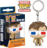 Funko Doctor Who 3D Glasses Keyring Pop! Keychain: Image 1