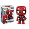 Funko Spider-Man (Red And Black) Pop! Vinyl: Image 1