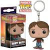 Funko Marty Mcfly Pop! Keychain: Image 1