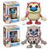 Ren and Stimpy Cartoon Stimpy Pop! Vinyl Figure: Image 1