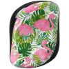 Tangle Teezer Compact Styler Skinny Dip Hair Brush - Palm Print: Image 2