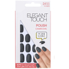 Elegant Touch Core Polish Nails - Charcoal: Image 1