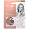 Eylure x Fleur de Force Brow Palette - Light: Image 1