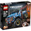 LEGO Technic: 6x6 Remote Control All Terrain Tow Truck (42070): Image 1