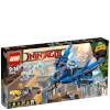 The LEGO Ninjago Movie: Lightning Jet (70614): Image 1