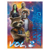 Guardians of the Galaxy Vol. 2 (The Guardians) 60 x 80cm Canvas Print: Image 1