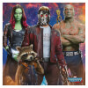 Guardians of the Galaxy Vol. 2 (Galaxy Team) 40 x 40cm Canvas Print: Image 1