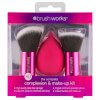 brushworks HD Complexion and Make-Up Kit: Image 1