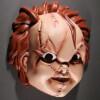 Child's Play Chucky Mask: Image 1