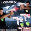 Character Options Laser X Game - 2 Player Pack: Image 3