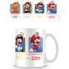 Super Mario Coffee Mug (Dates): Image 1