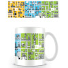 Super Mario Coffee Mug (Legacy): Image 1