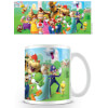 Super Mario Coffee Mug (Mushroom Kingdom): Image 1