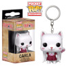 Fairy Tail Carla Pop! Keychain: Image 2