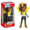 DC Super Hero Girls Bumble Bee Rock Candy Vinyl Figure: Image 1