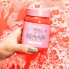 Lime Crime Unicorn Hair - Neon Peach 200ml: Image 1