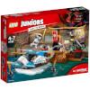 LEGO Juniors: Zane's Ninja Boat Pursuit (10755): Image 1