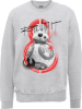 Star Wars The Last Jedi BB8 Roll With IT Grey Sweatshirt: Image 1