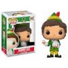 Elf Buddy with Snowballs EXC Pop! Vinyl Figure: Image 1