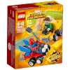 LEGO Superheroes Mighty Micros: Spider-Man Vs. Sandman (76089): Image 1
