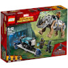 LEGO Superheroes: Black Panther Rhino Face-Off (76099): Image 1