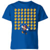 Nintendo Super Mario Coin Drop Kids' T-Shirt - Royal Blue: Image 1