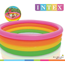 Intex Sunset Glow Kids' Paddling Pool (66 Inches)