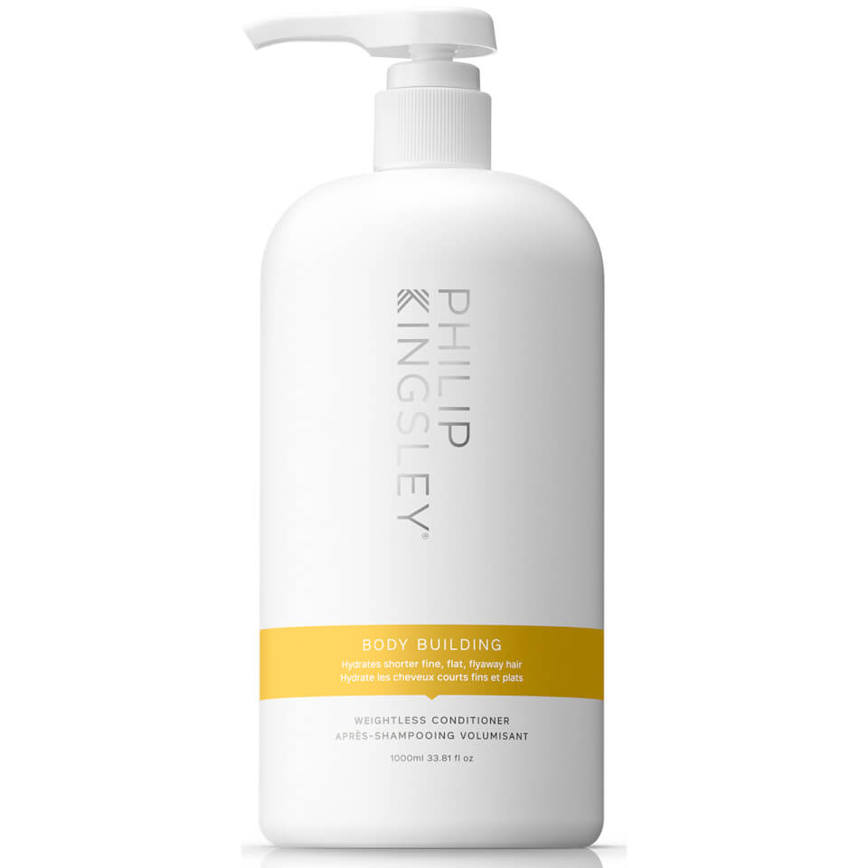 Philip Kingsley Body Building Conditioner 1000ml (Worth £88.00)