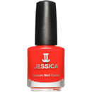 Cor de Unhas Custom Nail Colour da Jessica - Confident Coral
