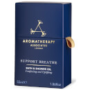 Aromatherapy Associates Support Breathe Bath & Shower Oil (55ml)