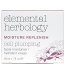 Hidratante Facial Cell Plumping da Elemental Herbology FPS 8 50 ml