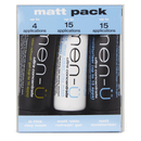 men-ü Matt Pack (3 Produkte)
