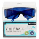 Golfball-findenden Brille