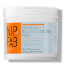 NIP + FAB Glycolic Fix Daily Cleansing Pads – 60 st.