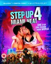 Step Up 4: Miami Heat (Includes Digital and UltraViolet Copies)