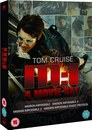 Mission Impossible 1-4 Box Set