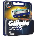 Fusion5 ProGlide Razor Blades for Men - 4 Count