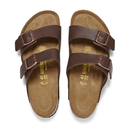 Birkenstock Men's Arizona Double Strap Sandals - Dark Brown