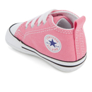 Converse Babies Chuck Taylor First Star Hi-Top Trainers - Pink