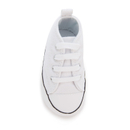 Converse Babies Chuck Taylor First Star Hi-Top Trainers - White