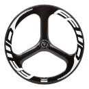 Fast Forward 3 Spoke TT/Tri Tubular Front Wheel