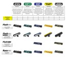SwissStop Full FlashPro Brake Blocks - Original Black