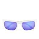 Oakley Men's Holbrook Matte Iridium Sunglasses - White