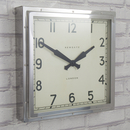 Newgate Quad Chrome Clock