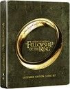 Lord of the Rings: Fellowship of the Ring - Extended Edition Steelbook