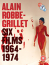 Alain Robbe-Grillet - Six Film Collection (1964-1974)