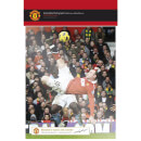 "Manchester United Rooney Derby Goal - 10"""" x 8"""" Bagged Photographic"