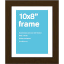 "Walnut Frame 10"""" x 8"""