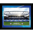 "Chelsea Stadium - 16"""" x 12"""" Framed Photographic"