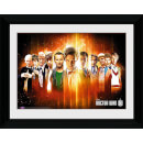 Doctor Who Regenerate - 30 x 40cm Collector Prints